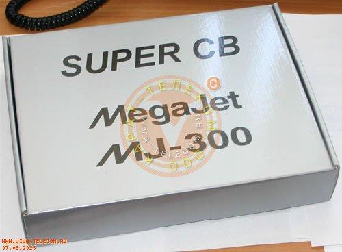 Нажмите для перехода к описанию MegaJet MJ-300.