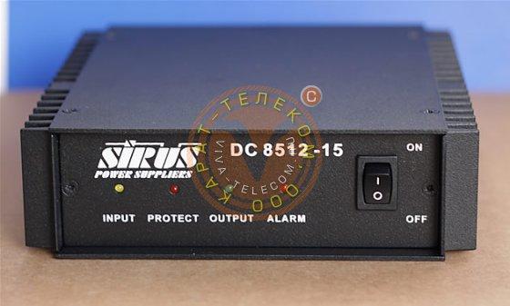 Преобразователь напряжения с гальванической развязкой SIRUS DC-8512-15.