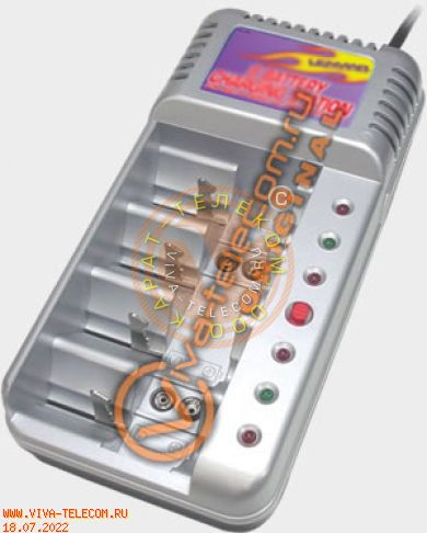 Зарядные устройства для аккумуляторов Lenmar PRO541