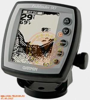 эхолот для рыбалки garmin fishfinder-90