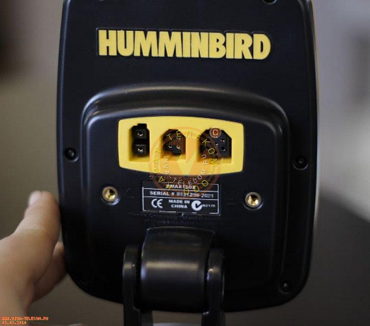 ремонт эхолота humminbird piranhamax 180